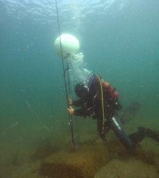 Travaux sous marin