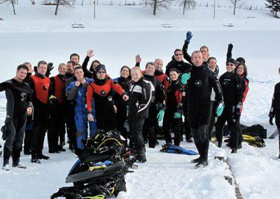 Aquaventure - Ecole de plongée sous glace - Savoie