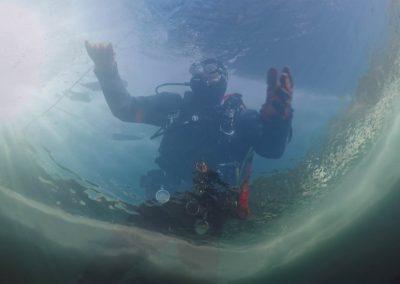 Aquaventure - Ecole de plongée-sous-glace