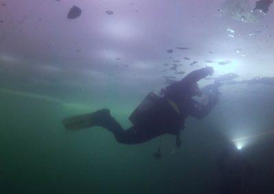 Aquaventure - Une plongée sous la glace