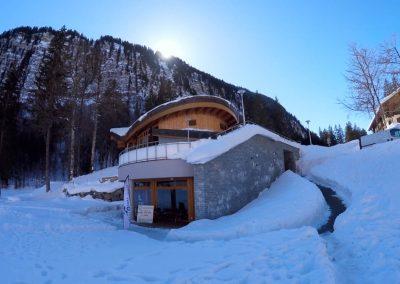 Ecole de plongée sous glace Montriond