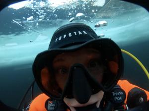 plongée sous glace France