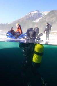 plongée-sous-glace montriond