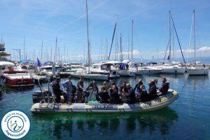 sortie bateau meillerie, Aquaventure